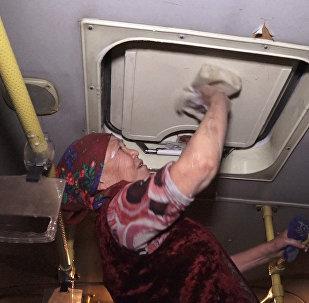 Видео о бишкекских автобусах, после которого пассажирам станет стыдно