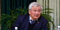 Архивное фото экс-мэра города Бишкек Кубанычбека Кулматова