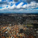 Стамбулдун асмандан көрүнүшү