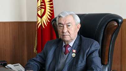 Профессор, завкафедрой КРСУ Накен Касиев