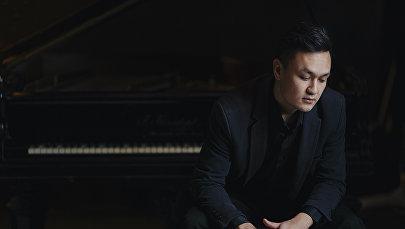 Пианист Талгат Аракеев. Архивное фото
