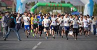 Международный полумарафон, посвященный 90-летию со дня рождения Чингиза Айтматова