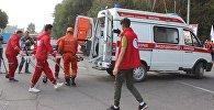 В субботу, 22 сентября, в Чуйской области провели несколько мероприятий в рамках месячника, приуроченного к Дню снижения рисков стихийных бедствий