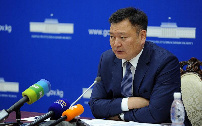 Вице-премьер-министр Кыргызской Республики Дуйшенбек Зилалиев заявил в ходе пресс-конференции. 15 сентября 2017 года