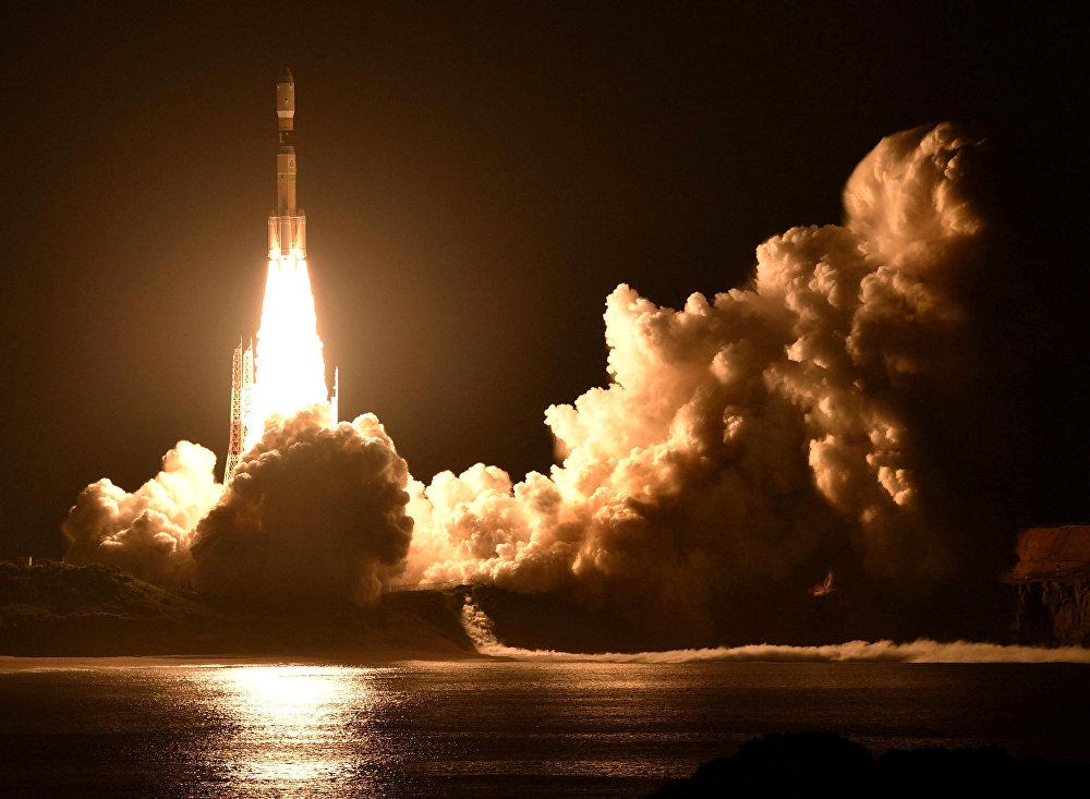Эл аралык космос станциясына беш тоннадан ашык жүктү жеткирүү үчүн Японияда KOUNOTORI7 космостук жүк ташуучу унаа менен Н-IIВ ракетасы ийгиликтүү түрдө кое берилди