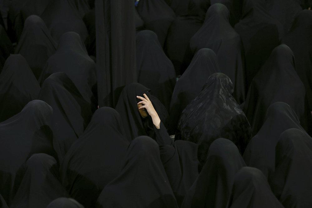 Тегерандагы (Иран) шиит шейиттерин эскерүү күнү
