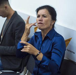 Пресс-конференция Люди с инвалидностью в КР не знают своих прав — для них подготовили уникальный проект