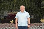 Бишкектеги №47 түзөтүү конониясында жаткан экс-депутат Өмүрбек Текебаевдин архивдик сүрөтү