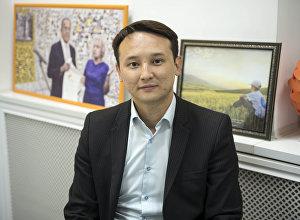 Эл аралык ишкерлер кеңешинин аткаруучу директору Аскар Сыдыков