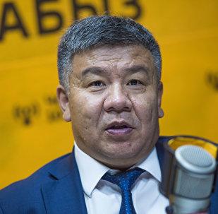 Депутат ЖК Алмамбет Шыкмаматов