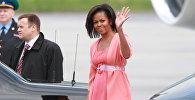Мишель Обама. Архивдик сүрөт