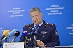 Председатель комитета административной полиции МВД Казахстана Игорь Лепеха. Архивное фото