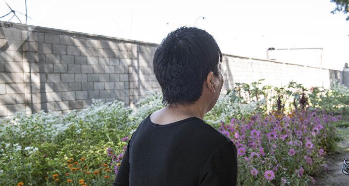 Заключенная женского исправительного учреждения №2 в селе Степное