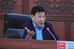 Токон Мамытов Бахадыр Сулейманов башка мамлекеттин жараны экенин айтты. Видео