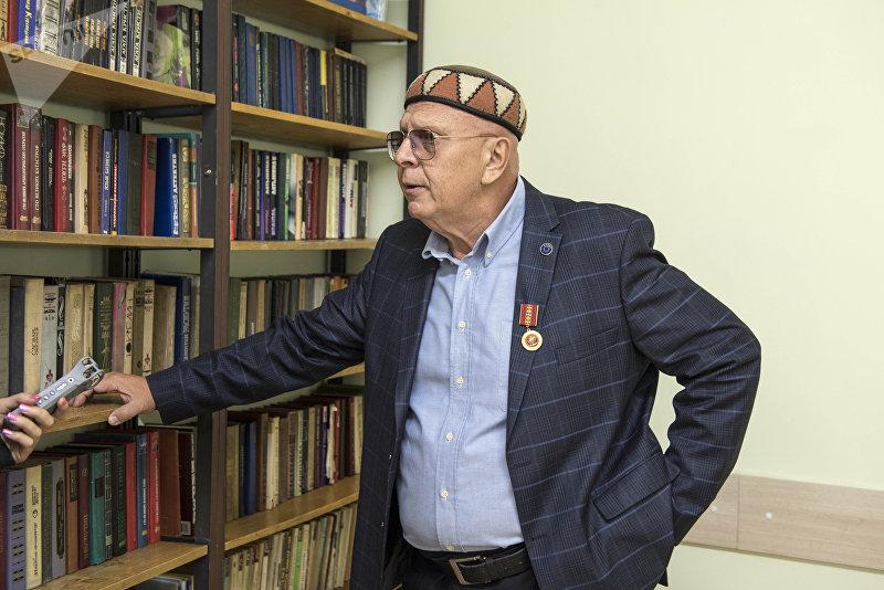 Известный борец с наркотиками и национальный координатор проекта ЕС КАДАП Александр Зеличенко.