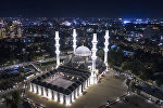 Бишкектеги  аль-Сарахсия атындагы мечит. Архивдик сүрөт