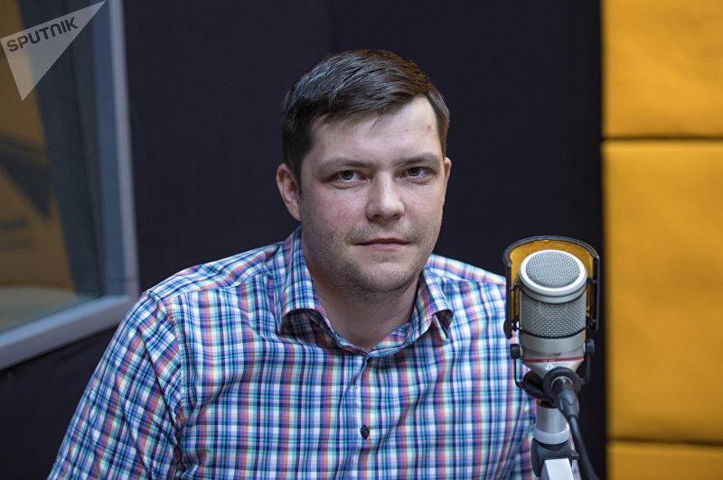Специалист центра управления студентами Томского политехнического университета Николай Басалаев