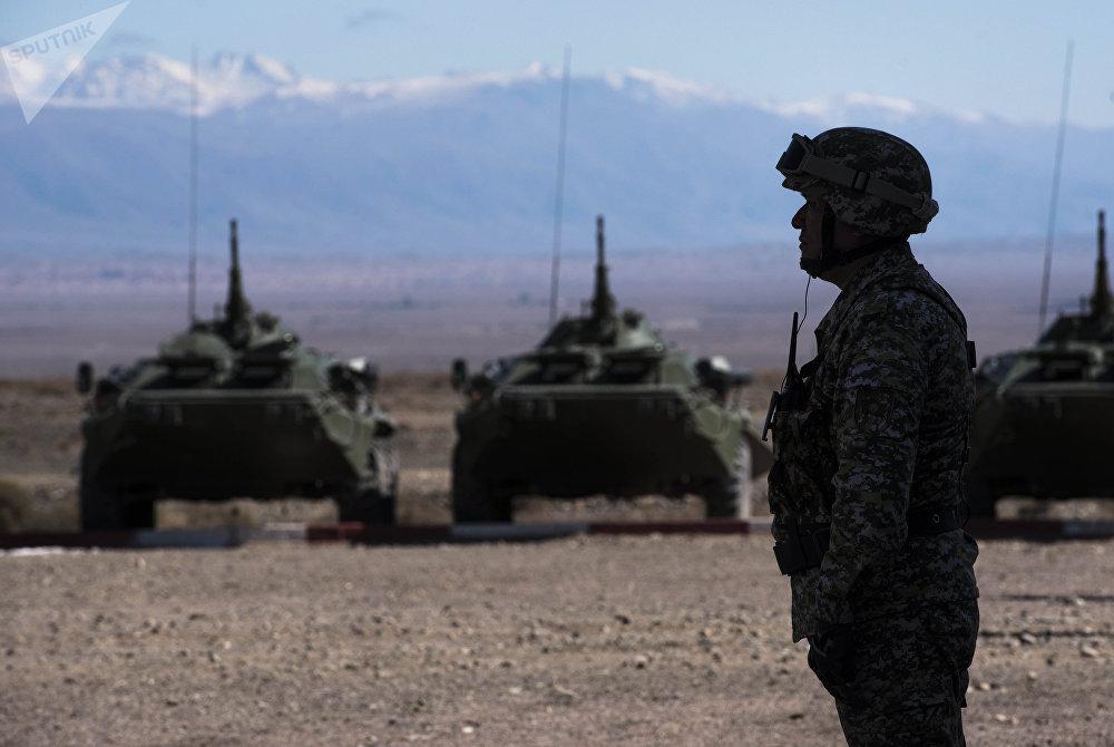 Следующие антитеррористические учения пройдут в Армении