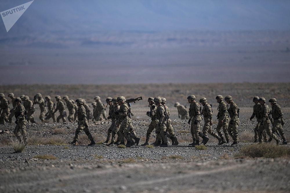 Антитеррористическая операция успешно завершена. Военные из стран СНГ не понесли серьезных потерь.