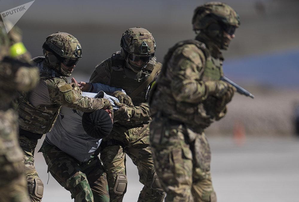 Террористы были задержаны, некоторые ликвидированы, а заложники спасены