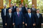Президент Кыргызской Республики Сооронбай Жээнбеков принял участие в заседании Совета Глав государств Содружества Независимых Государств, который проходит в городе Душанбе. Республики Таджикистан, 28 сентября, 2018 года