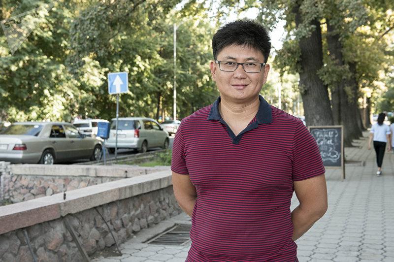 Директор по взаимодействию с государственными и общественными структурами Philips в России и СНГ Назим Турдумамбетов