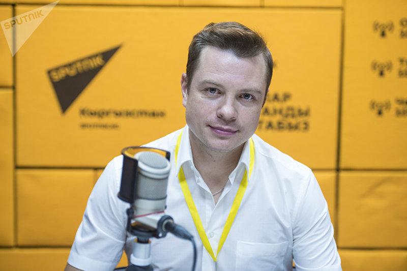Начальник управления нового набора Томского государственного университета Евгений Павлов