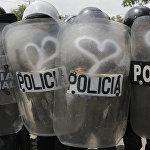 Никарагуада президент Даниэль Ортегиге каршы чыккандарды полиция таратты