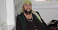 Бородая 70-летняя Мухтабар Тораева из села Турбат Казыгуртского района Туркестанской области. Архивное фото