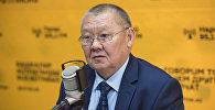 Кыргызстандын акыйкатчысы Токон Мамытов. Архив