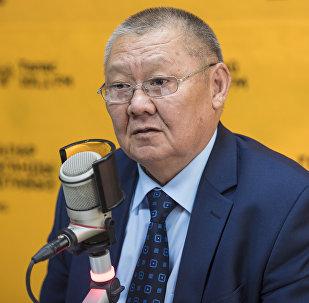 Омбудсмен Кыргызстана Токон Мамытов