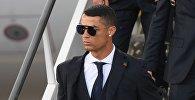 Футболчу Криштиану Роналдунун архивдик сүрөтү