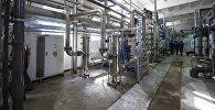 Работы по подготовке нового химического цеха. Архивное фото