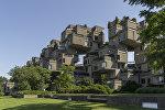 Самые необычные здания планеты — жилой комплекс Моше Сафди