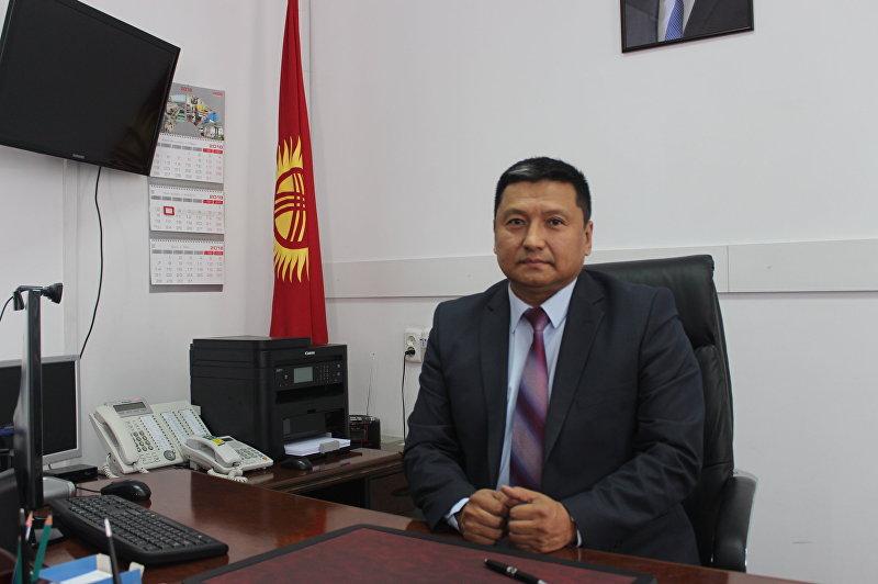 Генеральный директор ОАО Электрические станции Аскар Эшимбеков