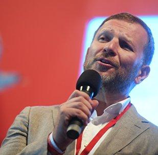 Директор дирекции по корпоративным связям МИА Россия сегодня Петр Лидов-Петровский. Архивное фото
