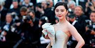 Кытайдын белгилүү актрисасы Фань Бинбин. Архив