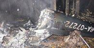 Авиакатастрофа, где погиб замгенерал прокурора России Саак Карапетян