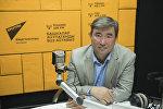 Бывший директор Агентства гражданской авиации Эрмек Омуралиев