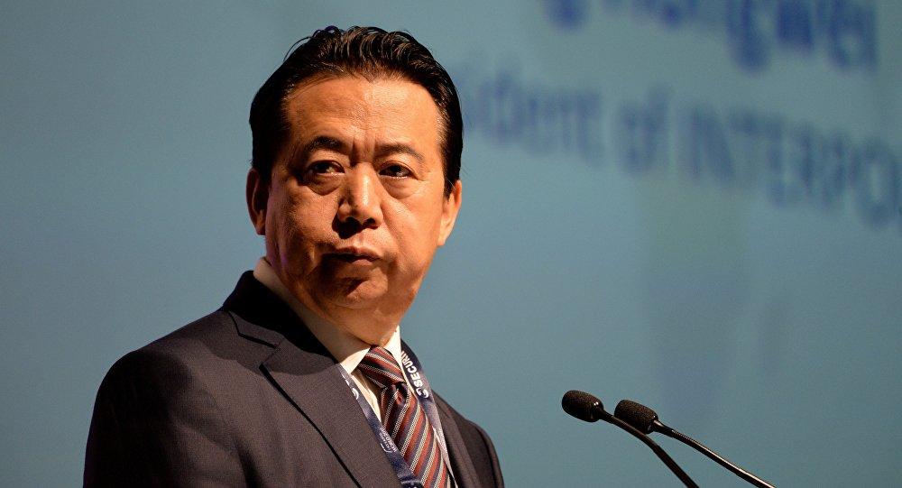 В КНР пропал руководитель Интерпола