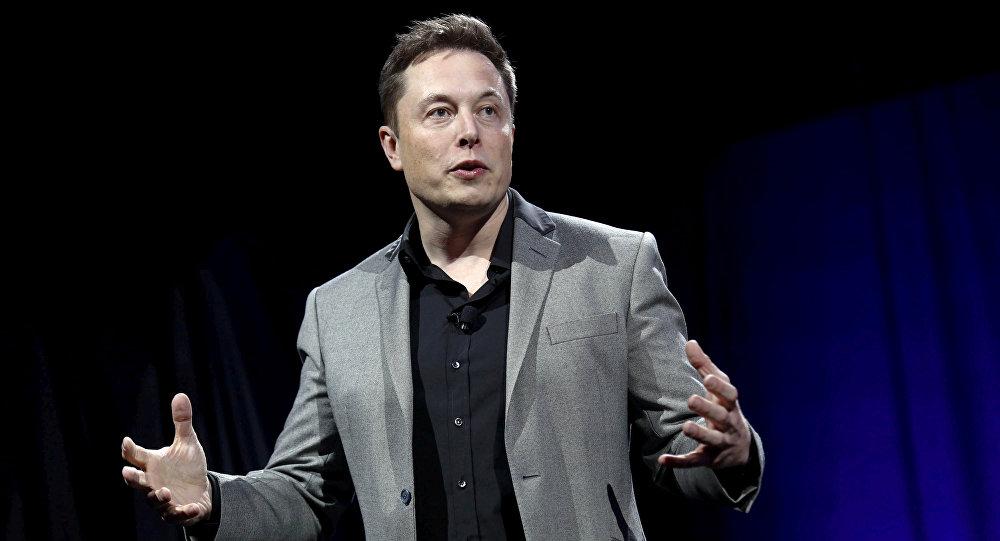Основатель компаний SpaceX и Tesla американский миллиардер Илон Маск. Архивное фото
