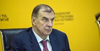 Посол РФ в Кыргызстане Андрей Крутько