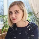 Елена Витвицкая, редактор сайта РИА Новости Крым