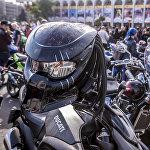 Закрытие мотосезона-2018 в Бишкеке