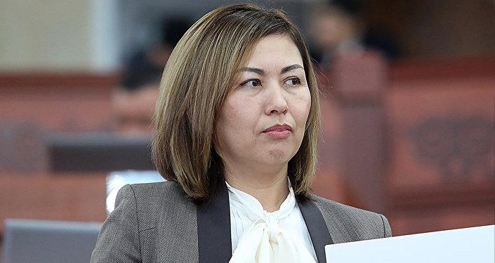 Депутат Махабат Мавлянова