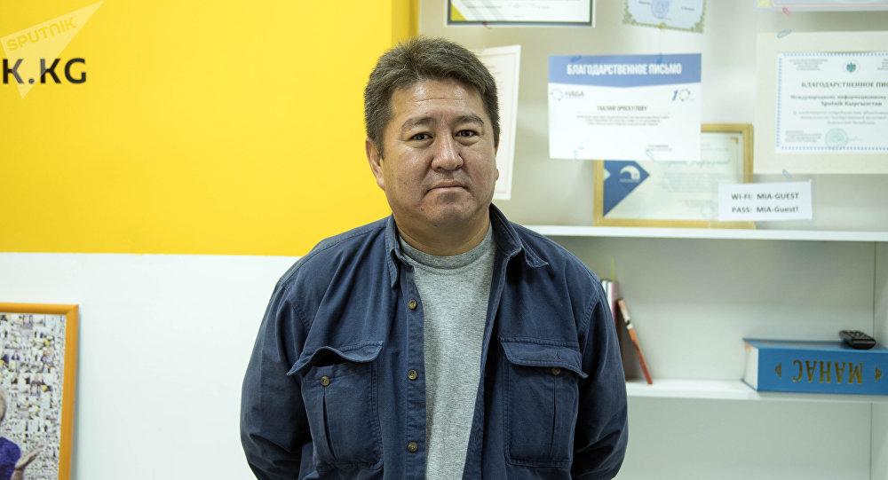 Историк и археолог Темирлан Чаргынов. Архивное фото