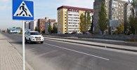 Малдыбаев көчөсүнүн Ахунбаевден Түштүк магистралга чейинки батыш бөлүгү оңдолуп, автоунаалар үчүн ачылды
