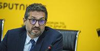 Страновой директор Всемирной продовольственной программы (ВПП) ООН Андреа Баньоли. Архивное фото
