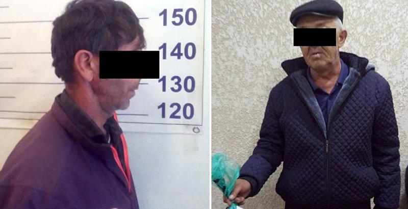 В Тюпском районе Иссык-Кульской области сотрудники Службы по борьбе незаконным оборотом наркотиков задержали двоих мужчин, у них была спортивная сумка с 45 коробами гашиша,