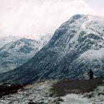 Тропа на вершину хребта Анч Игч, Шотландия